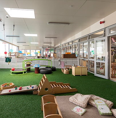 Kids Cove Childcare Interior