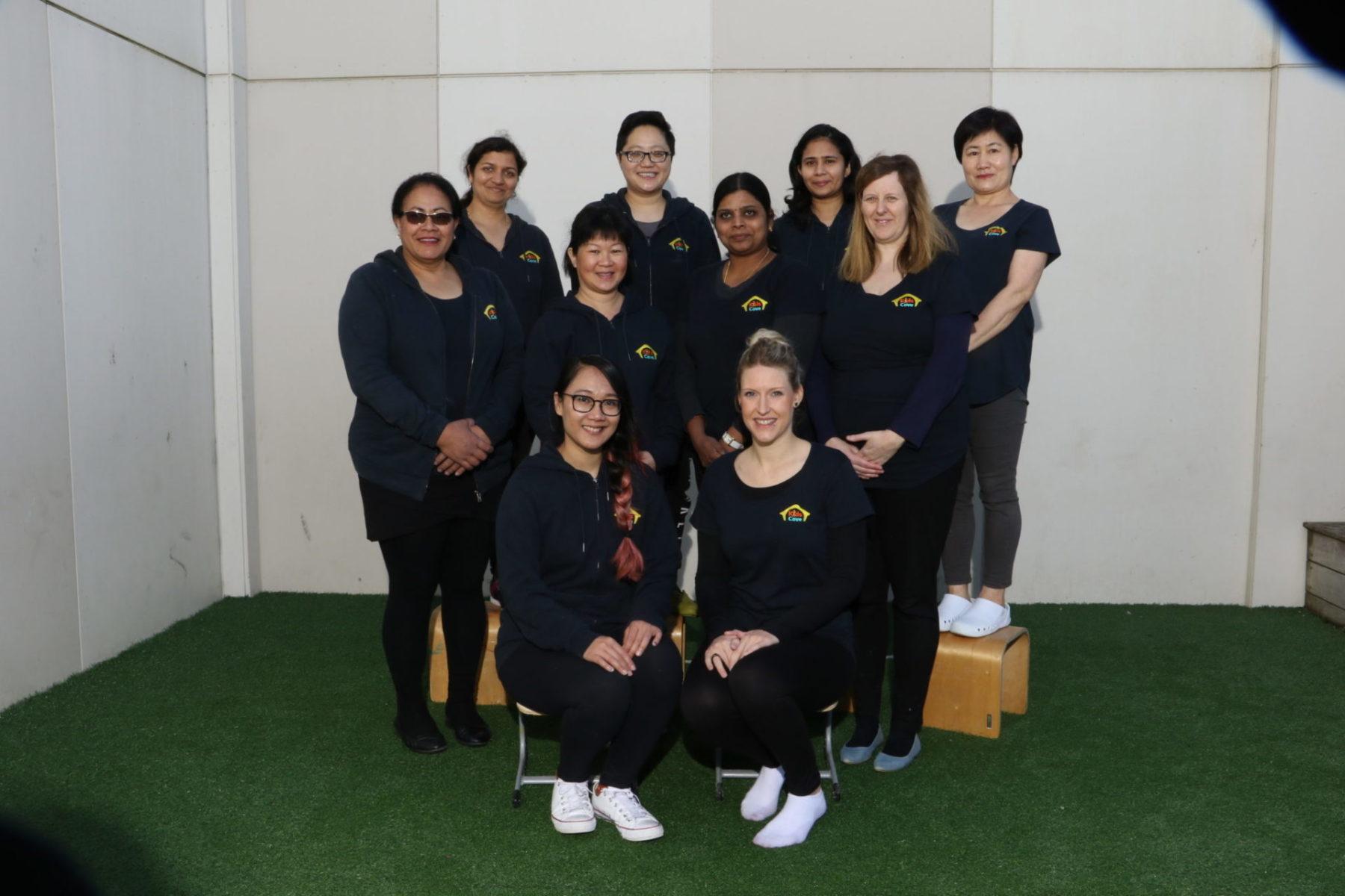 Newmarket Daycare Team